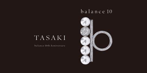 【開催延期】「TASAKIのアイコンジュエリー 10周年記念イベント」