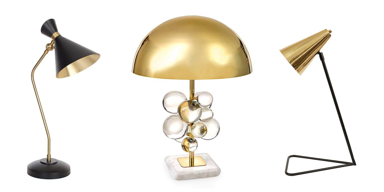 20 Best Task Lamps Modern Task Table Lamp Ideas
