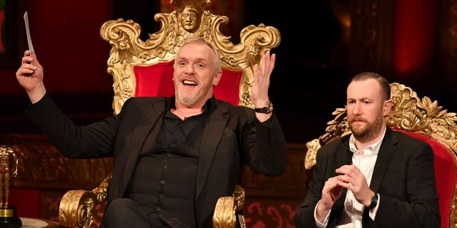 Taskmaster stars Greg Davies and Alex Horne share the key to doing well on the show