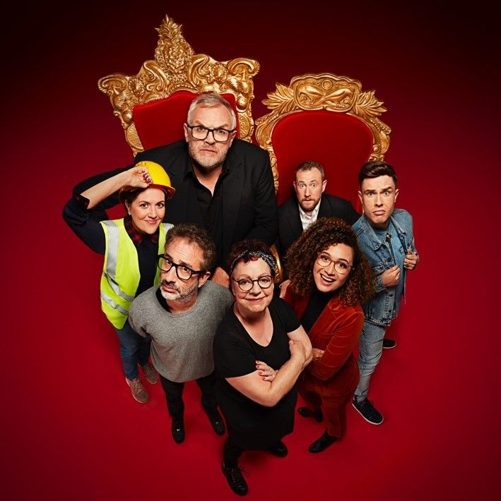 Taskmaster series 9 star David Baddiel explains why he turned down Strictly Come Dancing