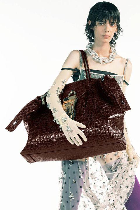 givenchy grote handtas uit de lente zomer 2021 collectie