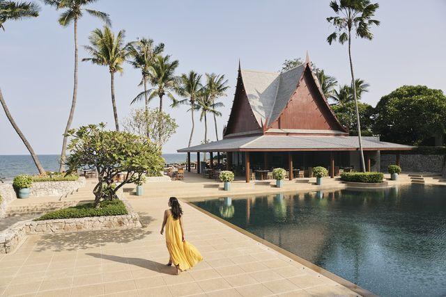 thailand taste of siam hua hin beach strand vakantie