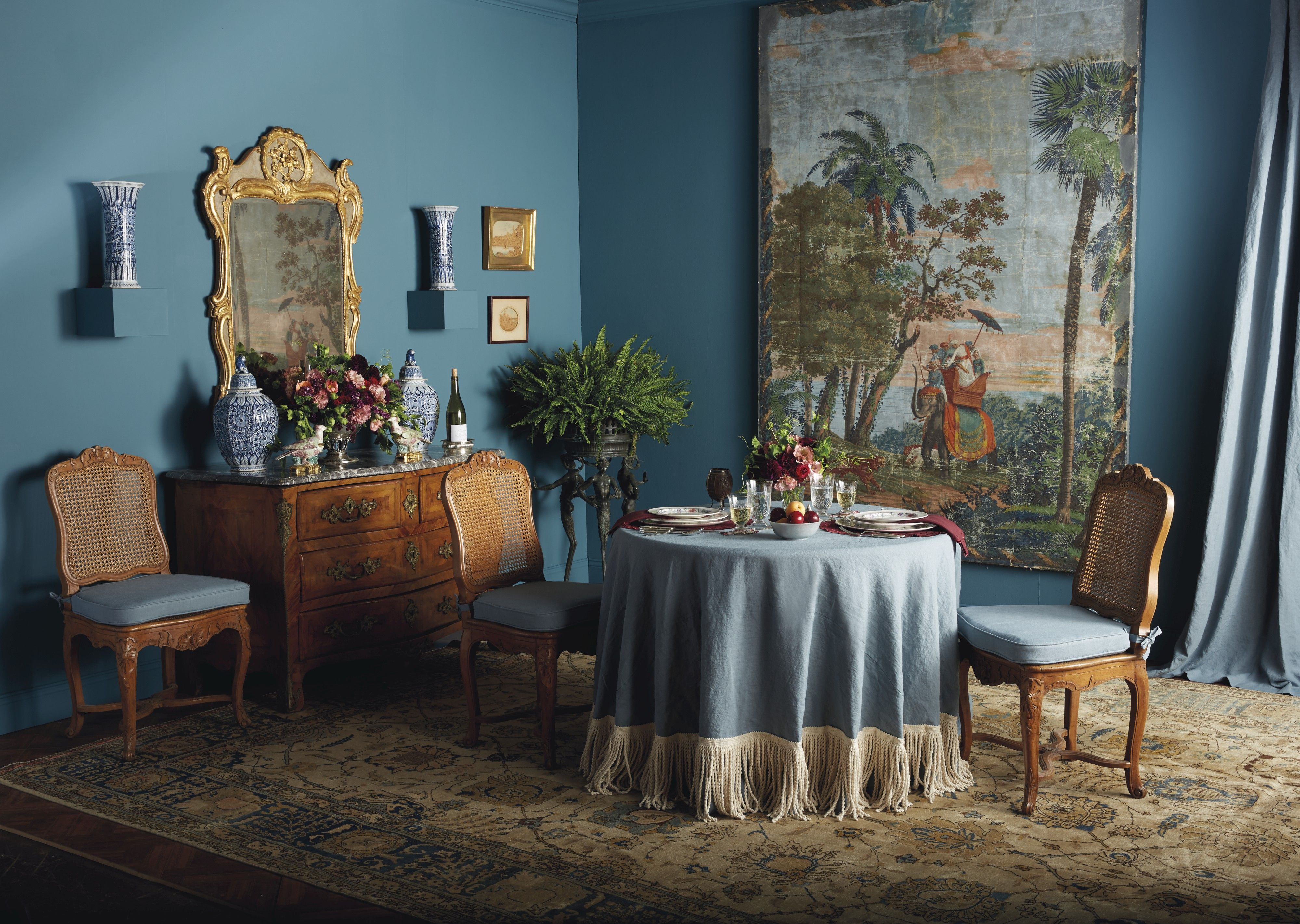 Christie's Makes Antiques Cool with Help from Markarian and CeCe Barfield