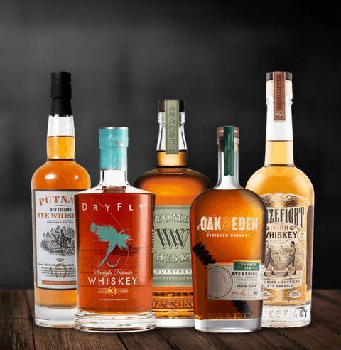Distilled beverage, Liqueur, Drink, Alcoholic beverage, Glass bottle, Bottle, Alcohol, Whisky, Blended malt whisky, Single malt scotch whisky,