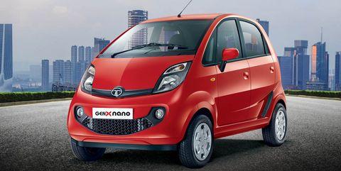 Land vehicle, Vehicle, Car, Motor vehicle, Hatchback, City car, Subcompact car, Electric car, Tata nano, Compact car,