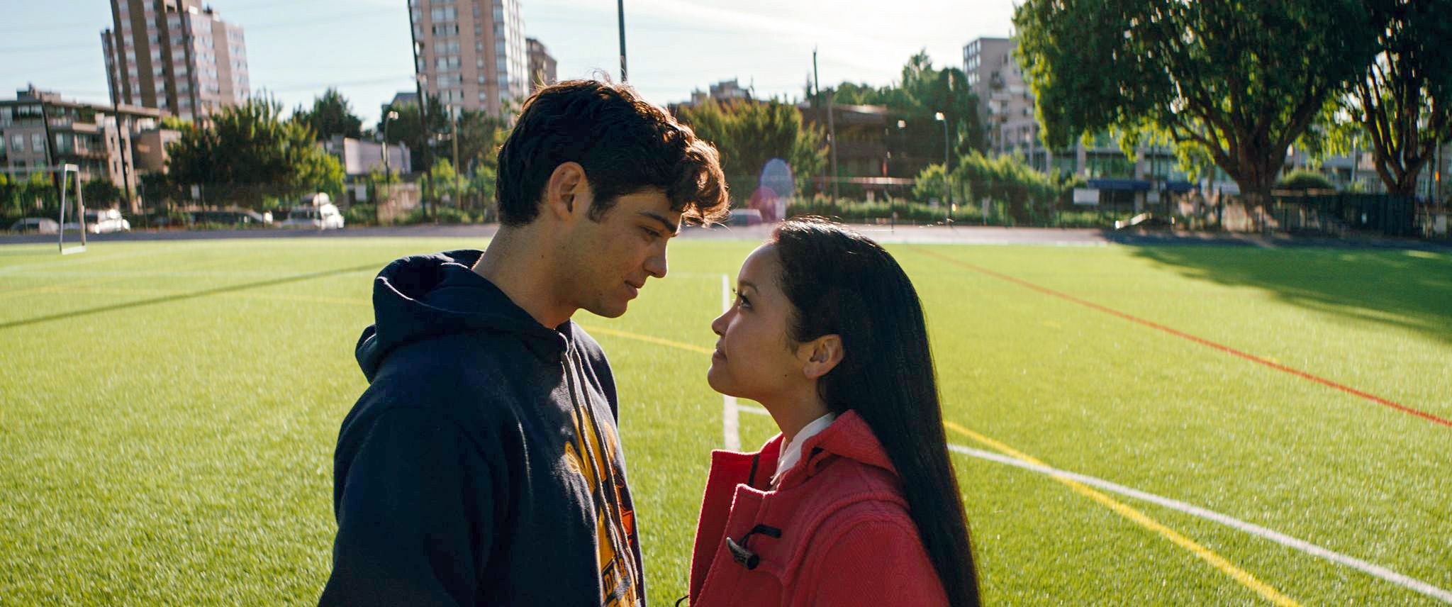 To All the Boys I've Loved Before' Sequel 'P S  I Still Love You