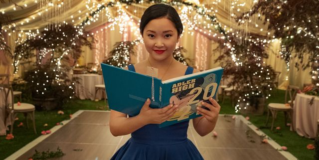 to all the boys ive loved before 3 lana condor as lara jean covey, in to all the boys ive loved before 3 cr katie yu  netflix © 2020