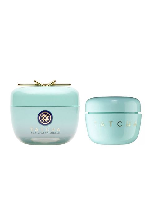 Product, Aqua, Turquoise, Turquoise, Cream, Skin care, Fashion accessory, Cream,
