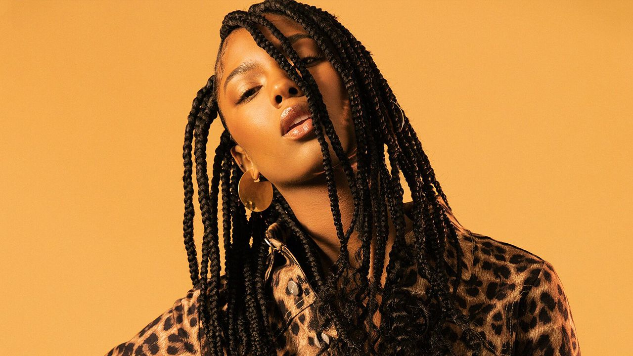 Box Braids With Wavy Ends How To Braided Hairstyles