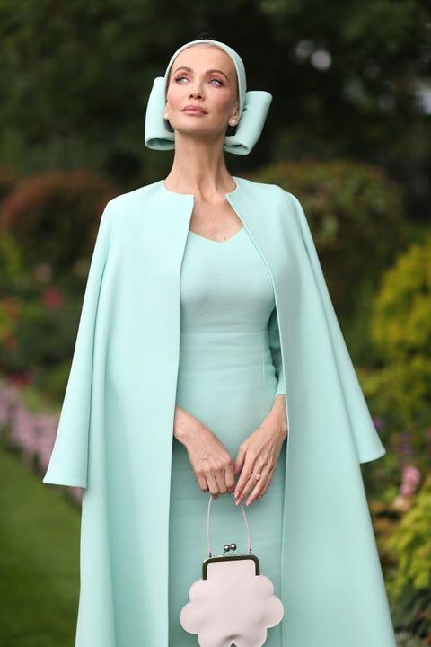 Tatiana Korsakova Ladies Day Royal Ascot