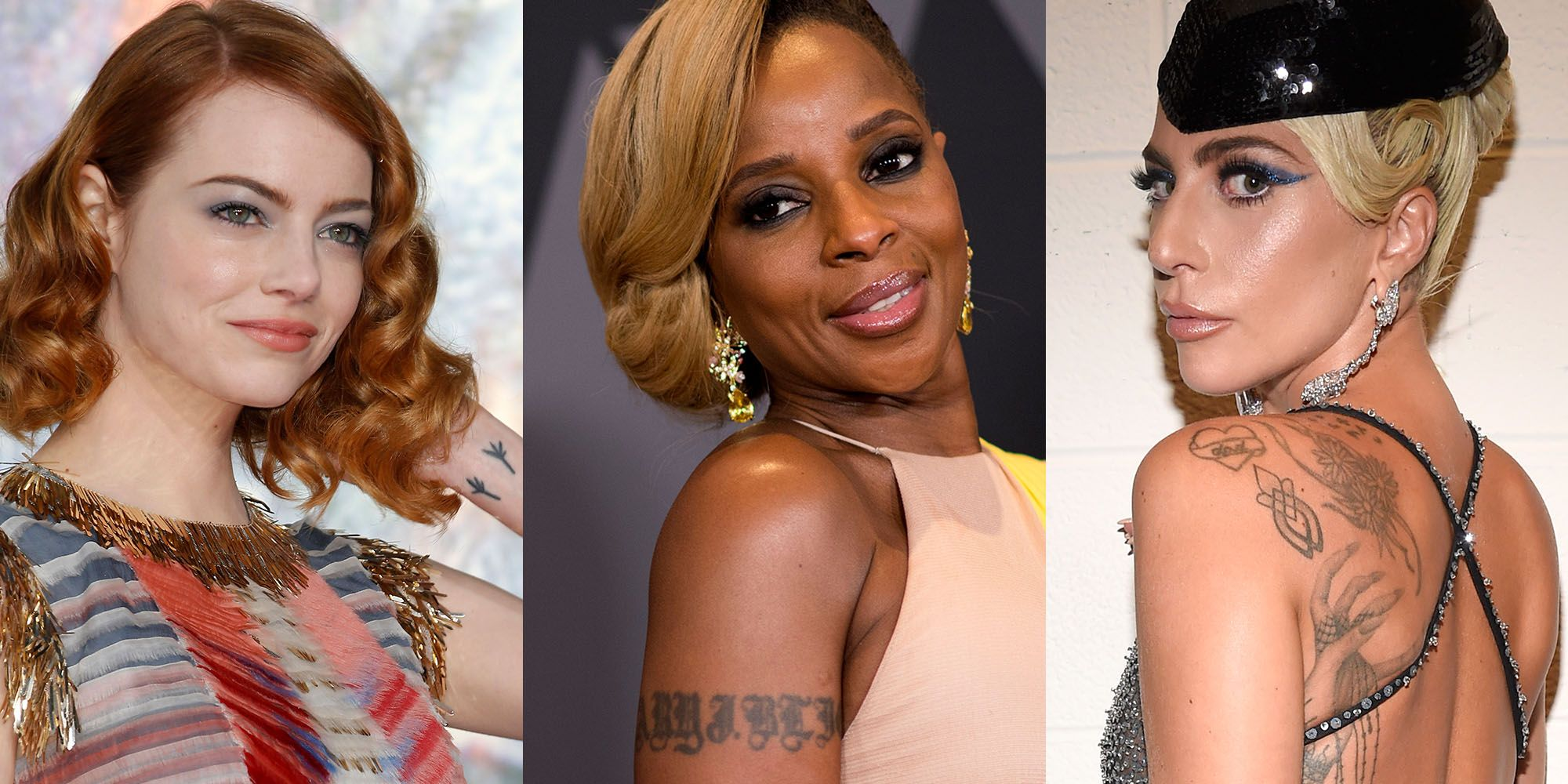 16 Celebrity Tattoos and the Meanings Behind Them