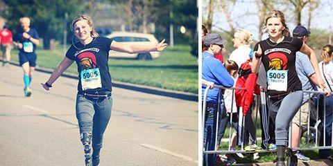 Tatsiana Khvitsko, runner disabled by Chernobyl disaster