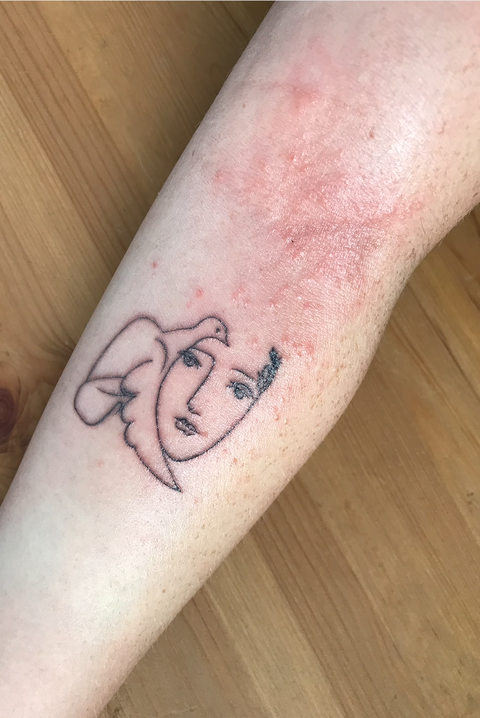 A Guide To Your First Tattoo According To Pros First Tattoo Tips