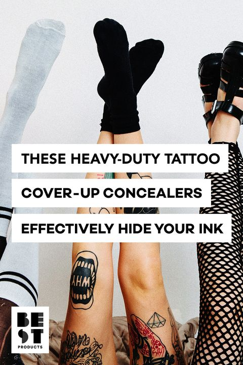 5 Best Tattoo Cover Ups in 2019 - We Tested Tattoo Makeup