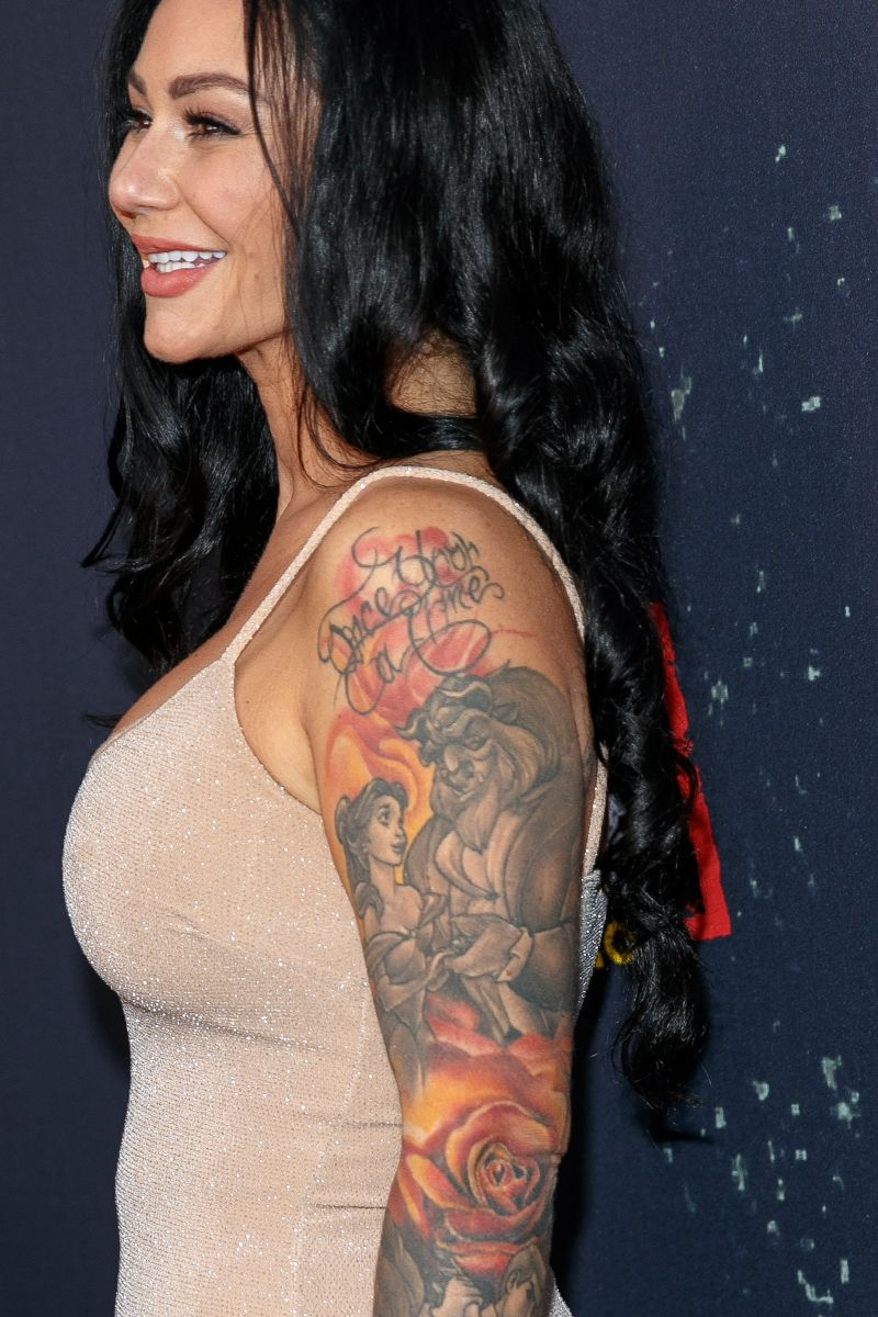 929e06fda74a5 Crazy Celebrity Tattoos — Funny Bad Celeb Tattoo Photos