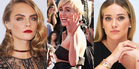 Hair, Face, Eyebrow, Skin, Lip, Blond, Beauty, Hairstyle, Nose, Cheek,