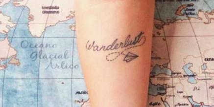 Tatuajes Perfectos Para Viajeros Empedernidos