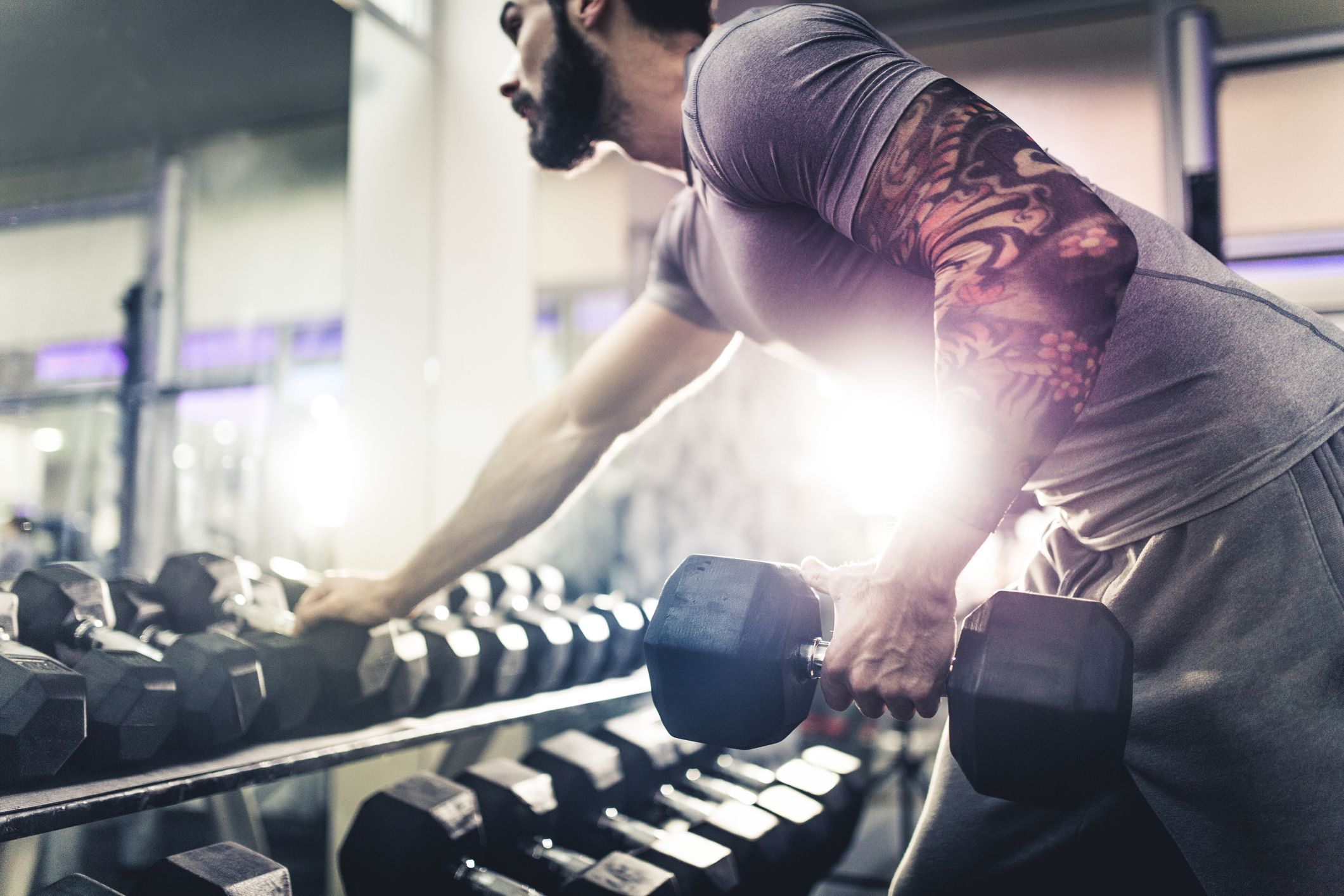 The 10-Week Strength-Training Program You Need to Get Strong Fast