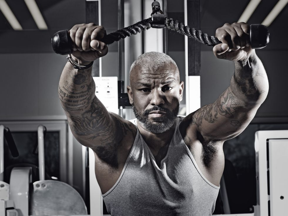 Blow Up Your Arms With These 20 Triceps Moves