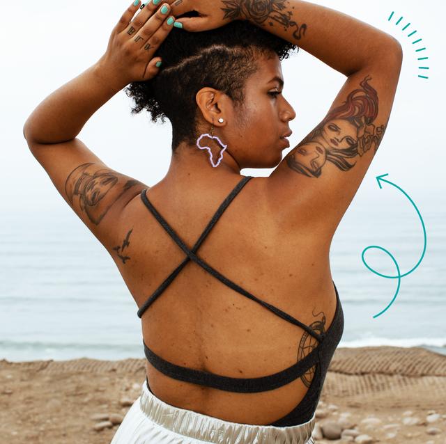tattoos on dark skin