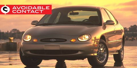 The 1996 Ford Taurus The Saddest Car Ever Made