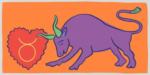 taurus zodiac sign bull