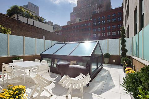 Taylor Swift's TriBeCa townhouse