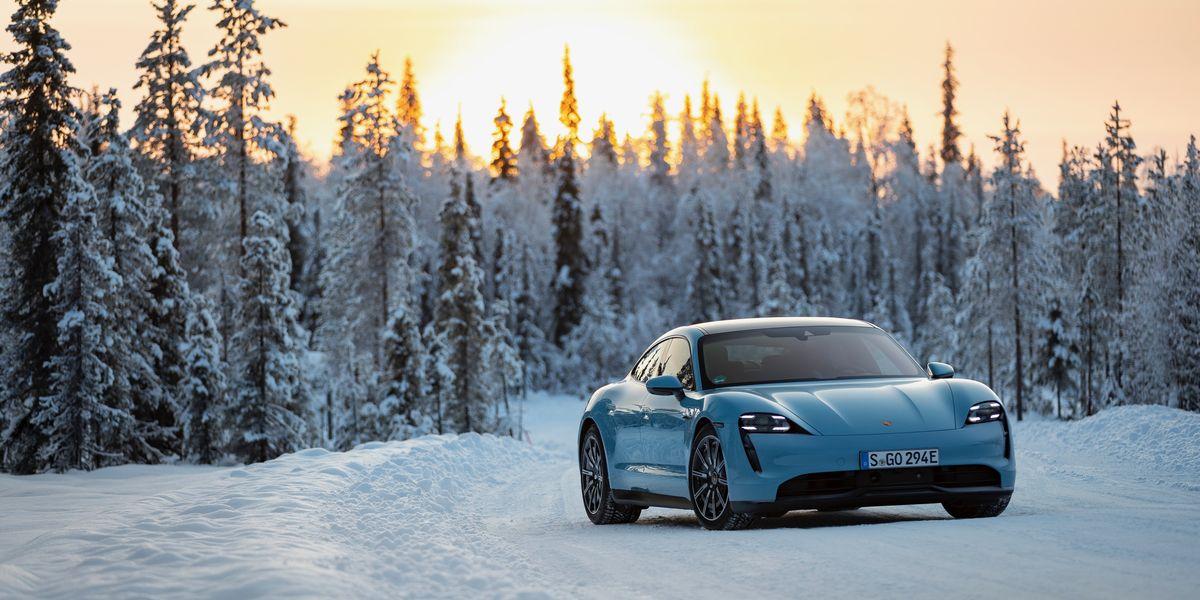 2021 Porsche Taycan 4S Gets EPA Range Increase to 227 Miles