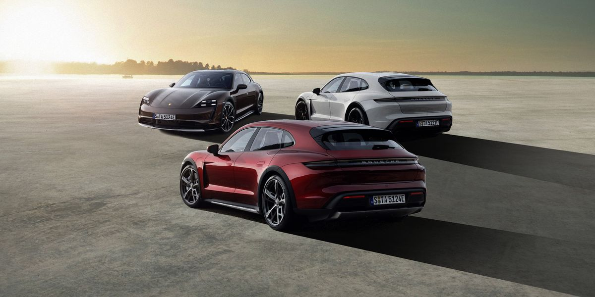 How We'd Spec It: 2021 Porsche Taycan Cross Turismo