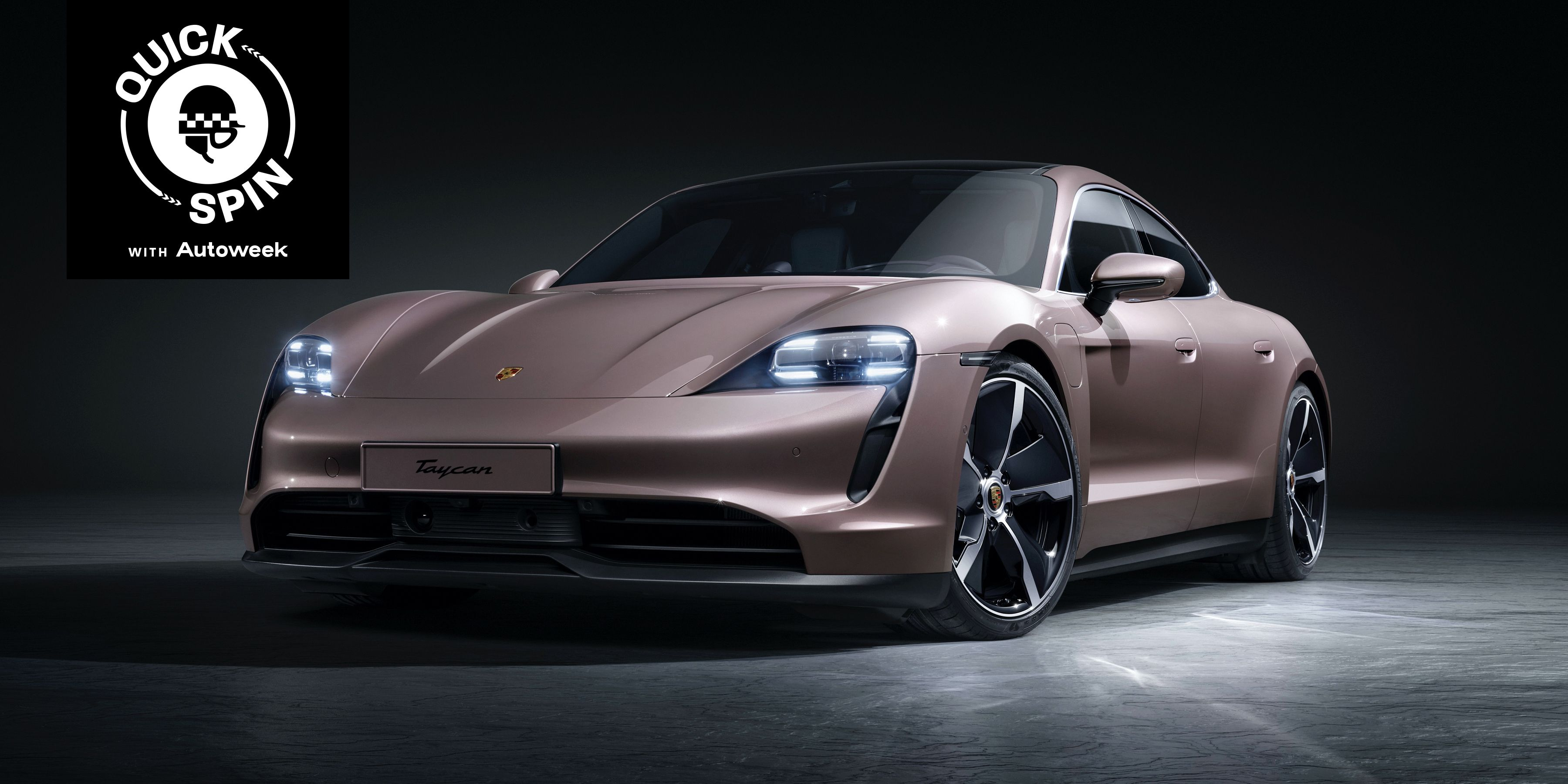 2021 Porsche Taycan Rwd Quick Spin Review