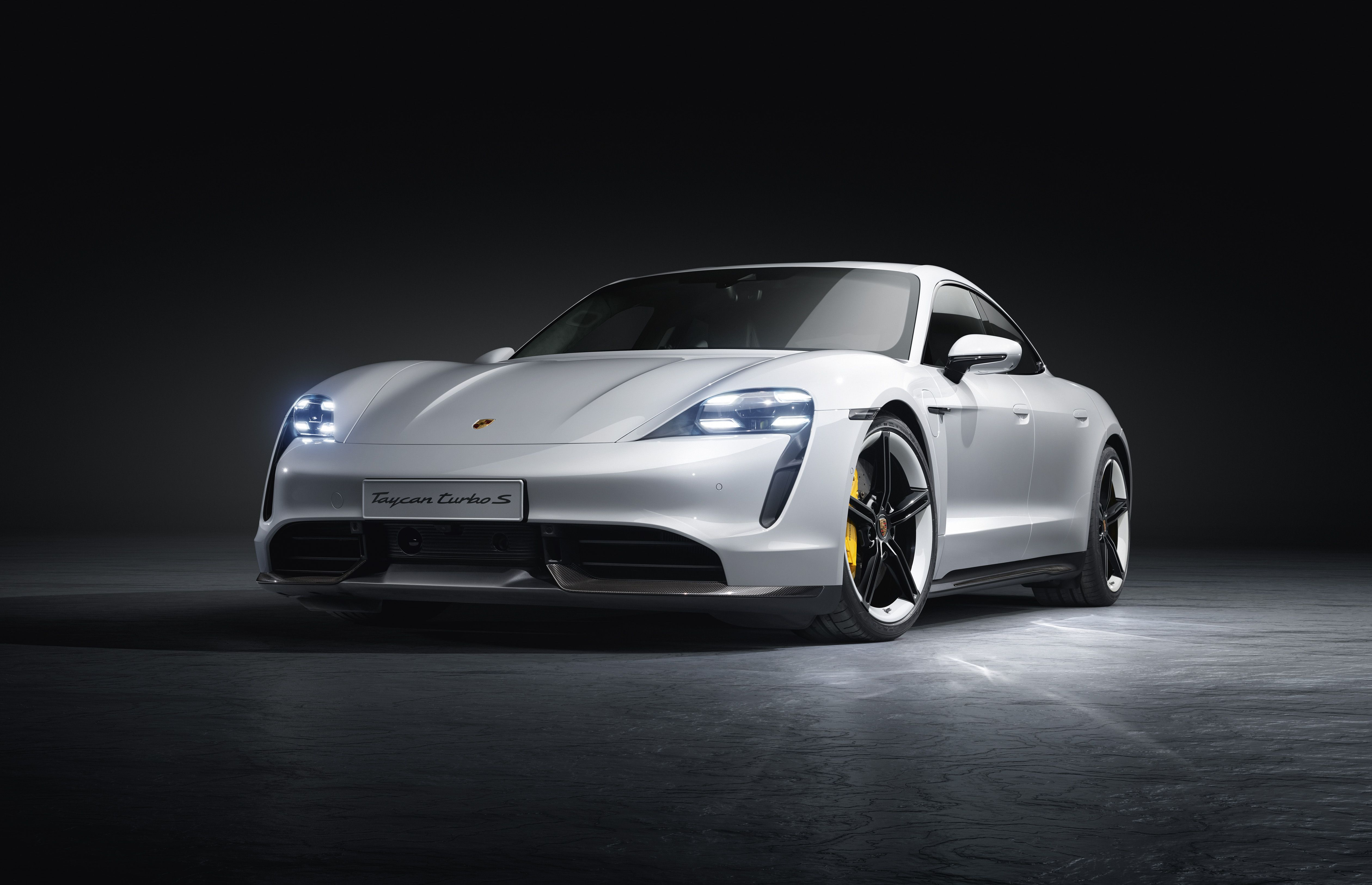 Why Porsche Gave the Taycan Enormous Brakes