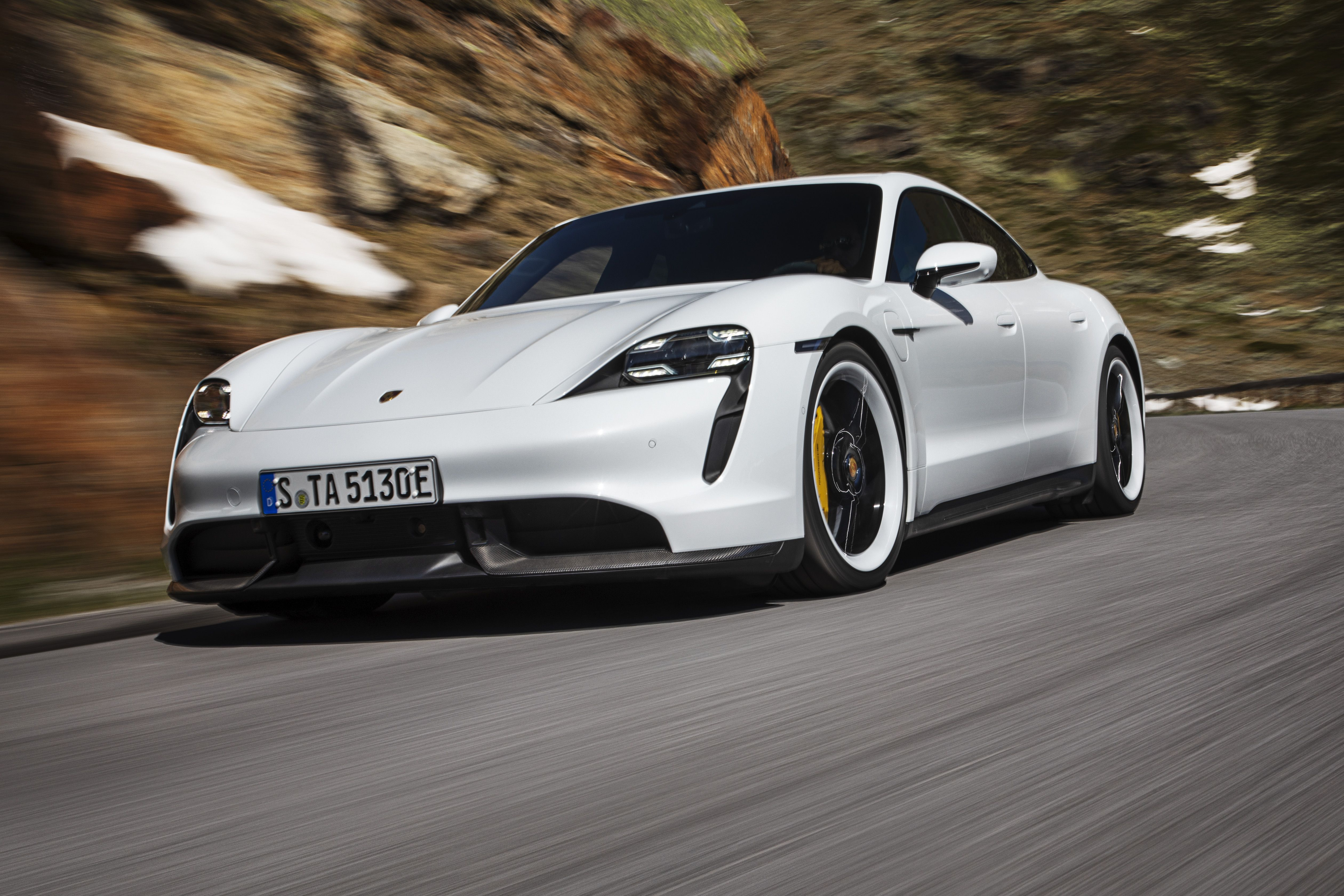 2020 Porsche Taycan Turbo S Revealed With Photos, Specs and