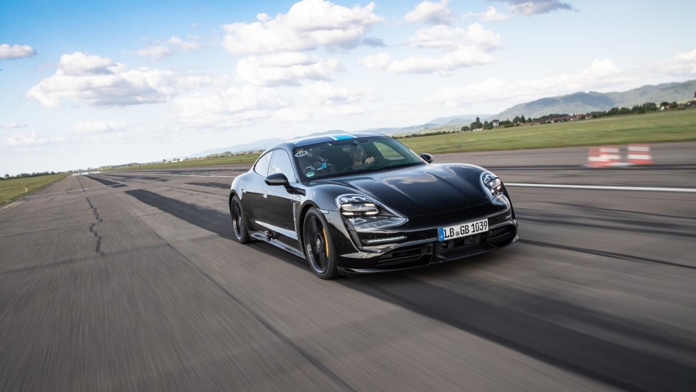 2020 Porsche Taycan EV Debuts Today Watch the Livestream Here