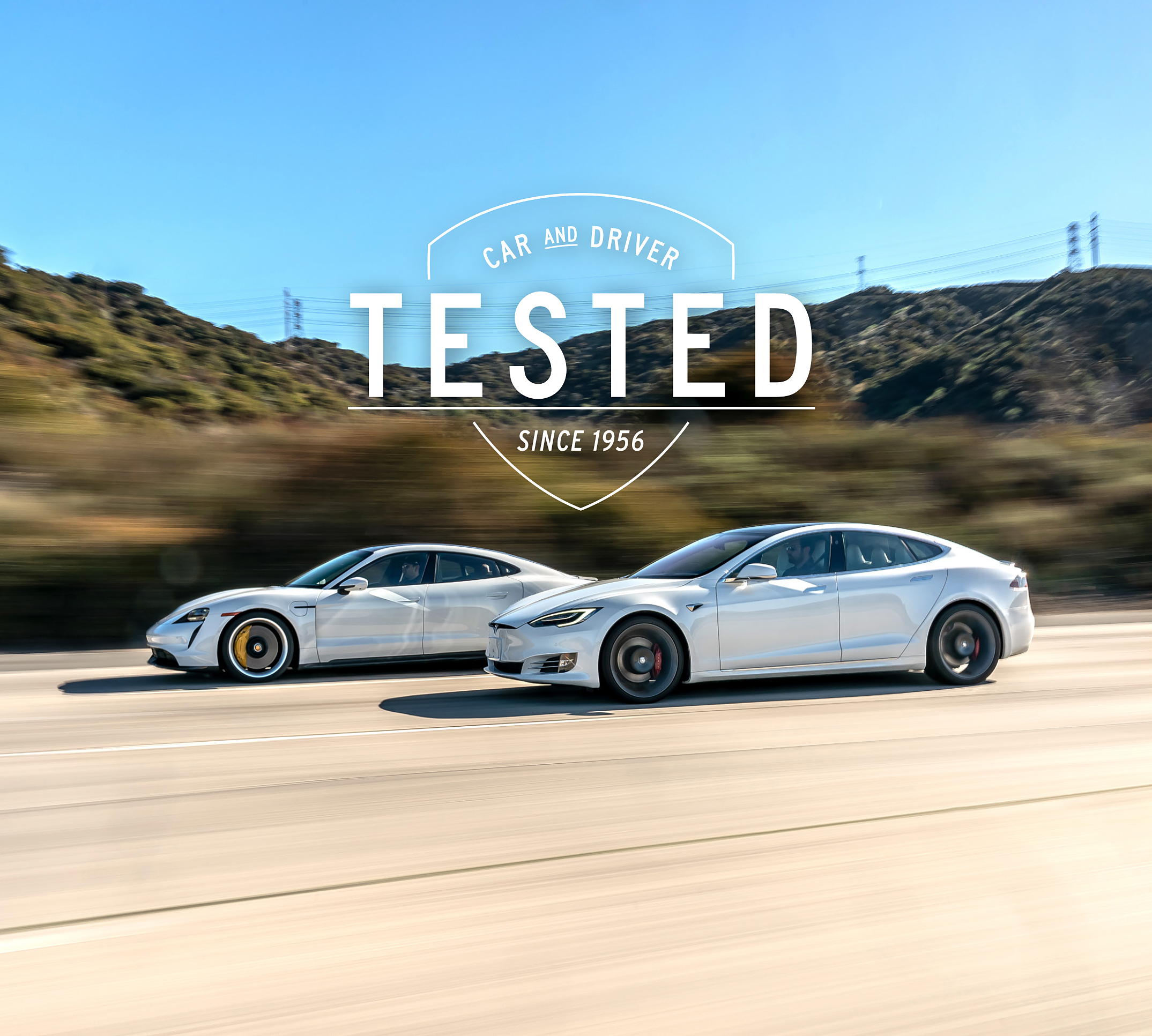 In Our Testing Porsche Taycan Range Nearly Equaled Tesla Model S