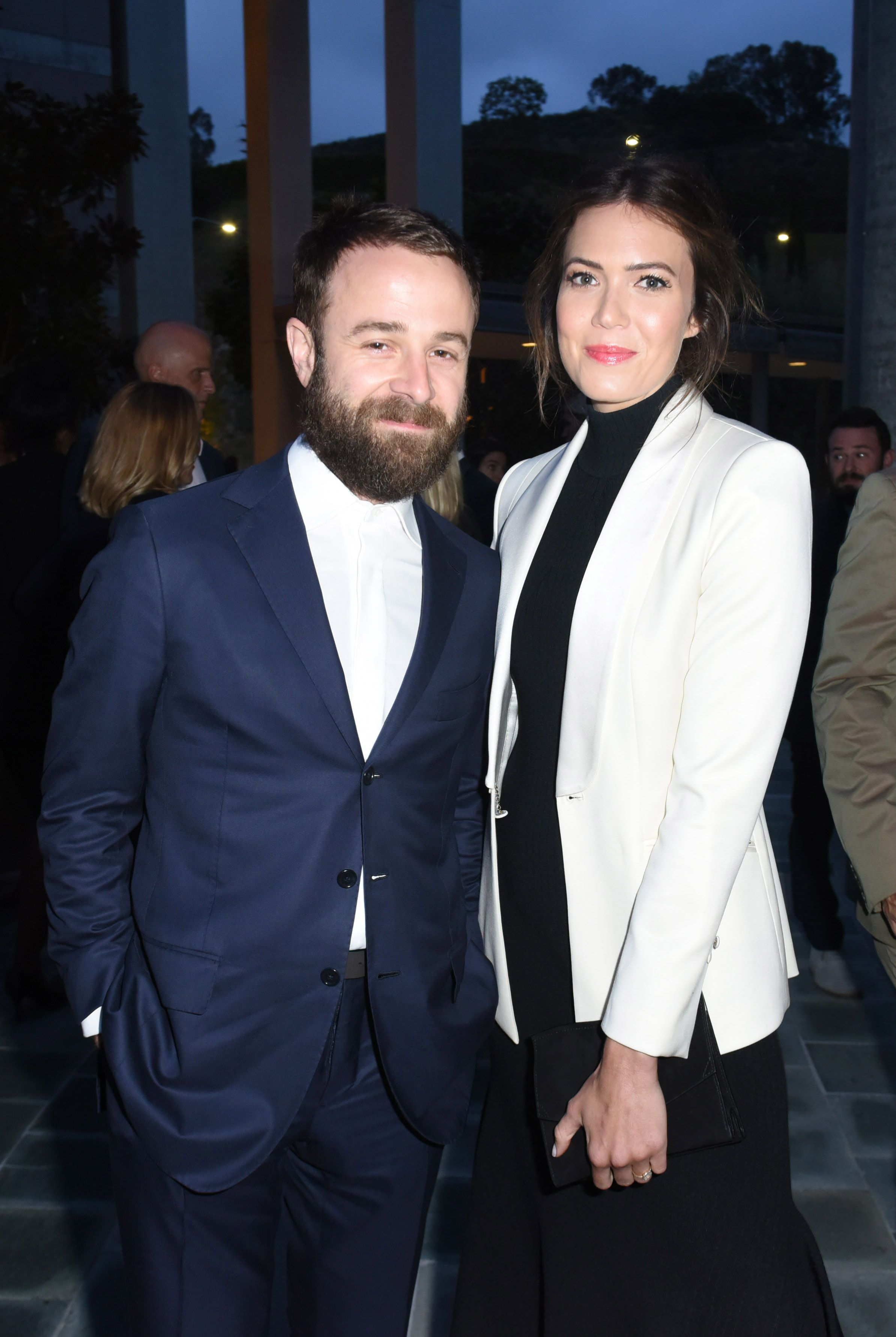 All About Taylor Goldsmith, Mandy Moore's Musician Husband