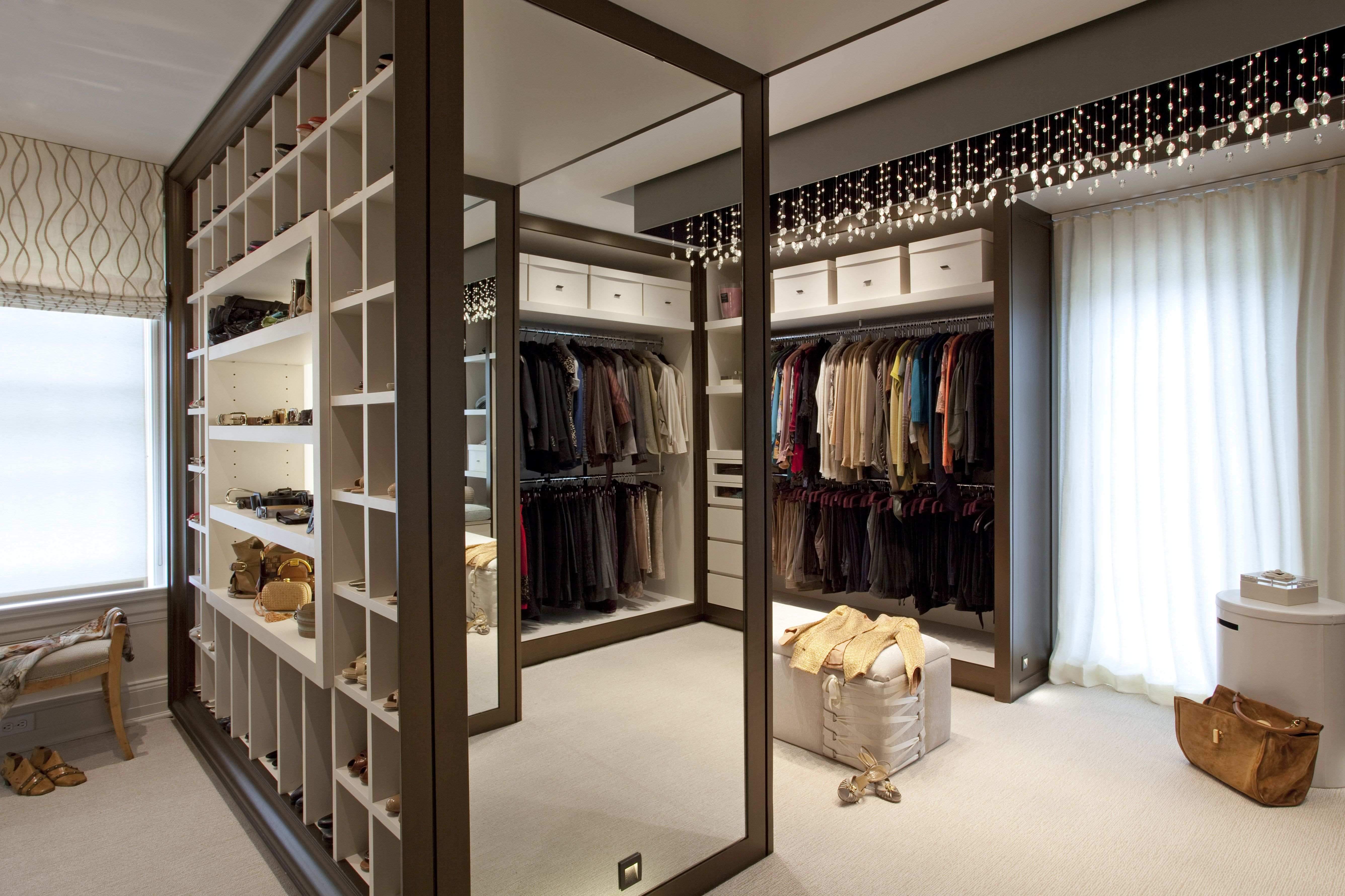 20 Great Walk In Closet Ideas Stunning Large Custom Closet Designs