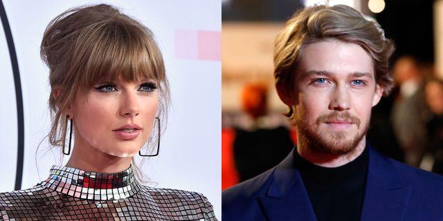 Taylor Swift Secretly Flew to London to See Joe Alwyn on Thanksgiving Day