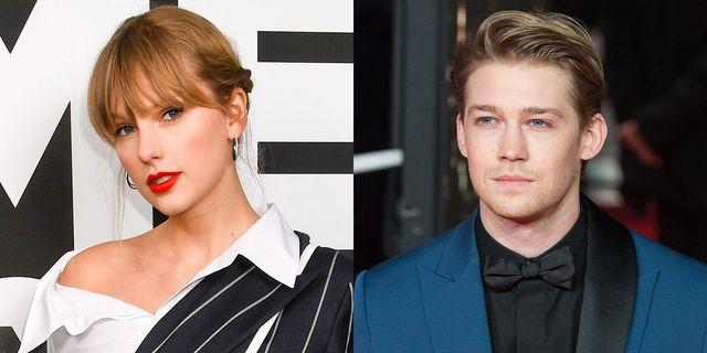 Taylor Swift Was Filmed Kissing Joe Alwyn at the NME Awards