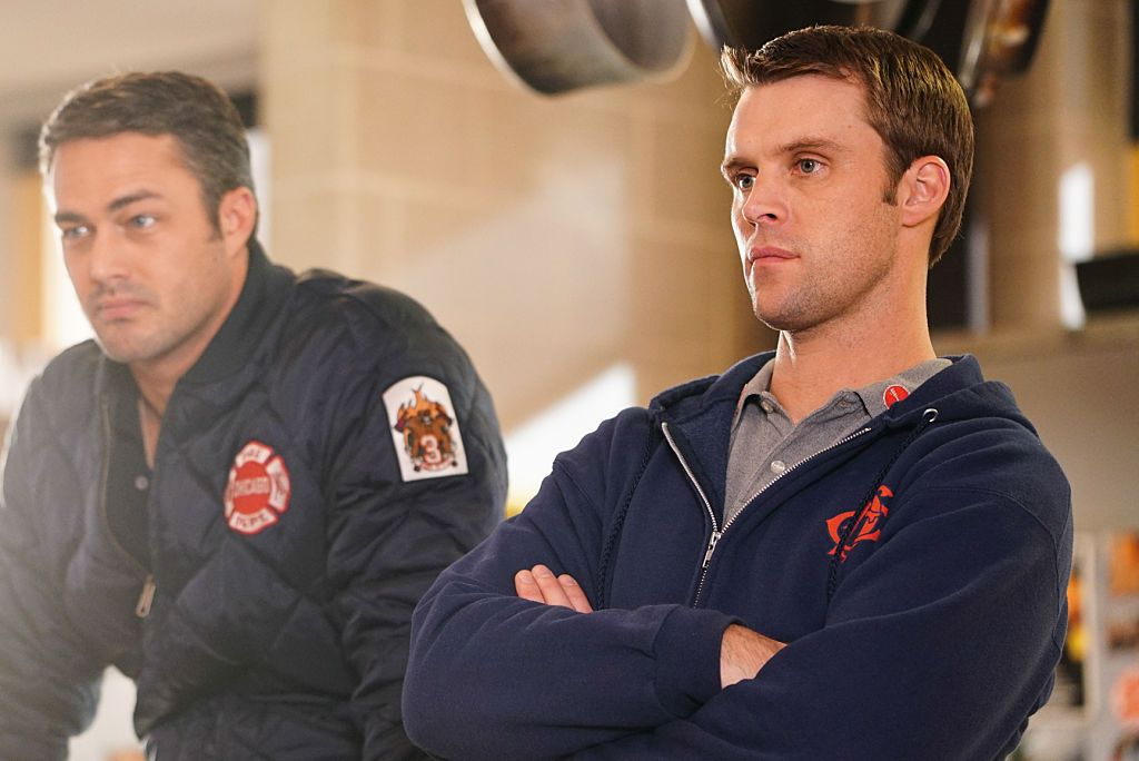 Is Severide Or Casey Leaving Chicago Fire Chicago Fire Creator Hints At Exit