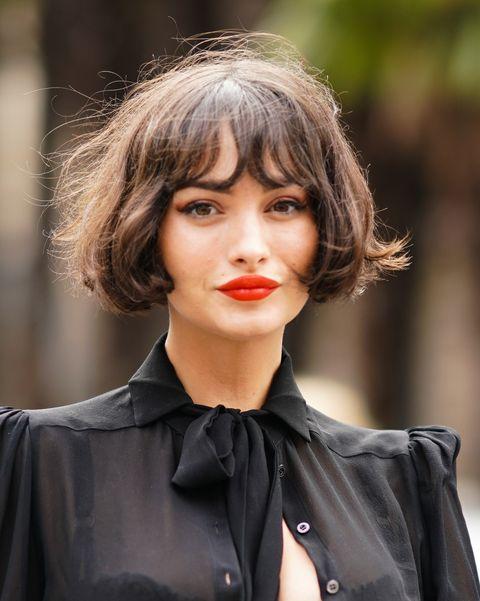 taylor lashae bob autumn winter 2021 hair trends