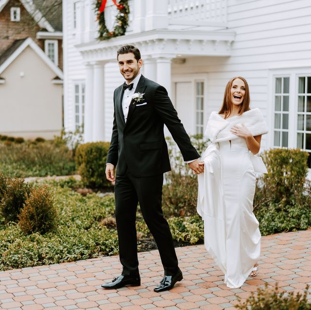 Photograph, Bride, Ceremony, Wedding, Wedding dress, Dress, Event, Suit, Marriage, Bridal clothing,