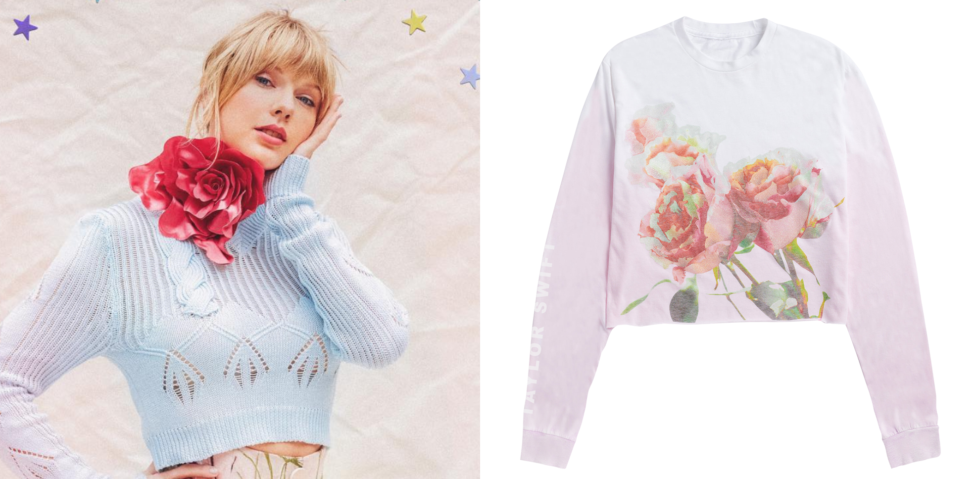 """52c7135b3fb Where to Buy Taylor Swift s New """"Me!"""" Merchandise Collection – TS7 Merch  Line"""