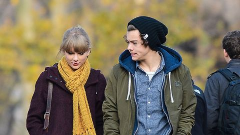This fan theory about Harry Styles's new album and Taylor Swift is wild