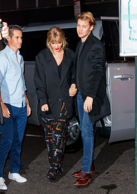 Taylor Swift And Joe Alwyn Saturday Night Live Party Photos