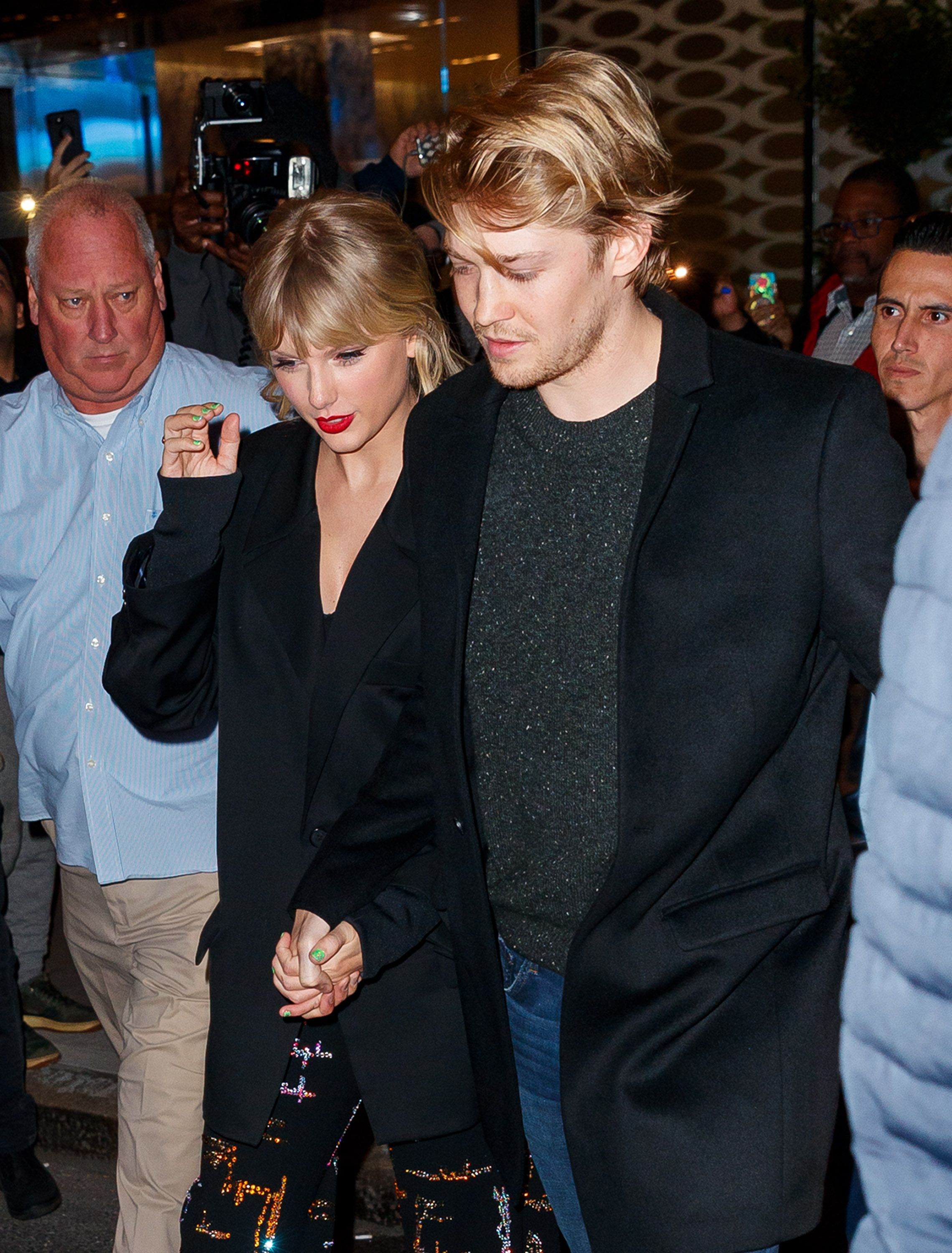 Taylor Swift Is Ready for You to See Her and Joe Alwyn's Relationship in Her 'Miss Americana' Trailer