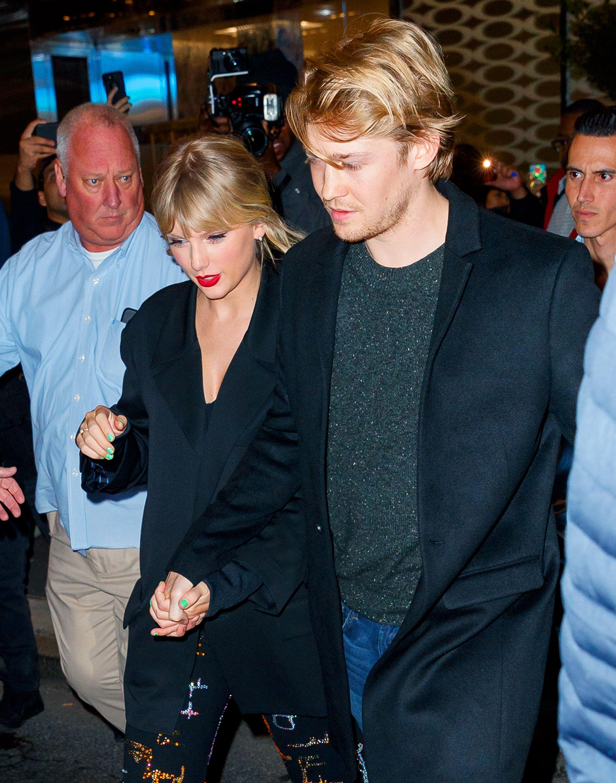 Taylor Swift On Joe Alwyn Falling In Love And Not Being Ready For Kids In Miss Americana