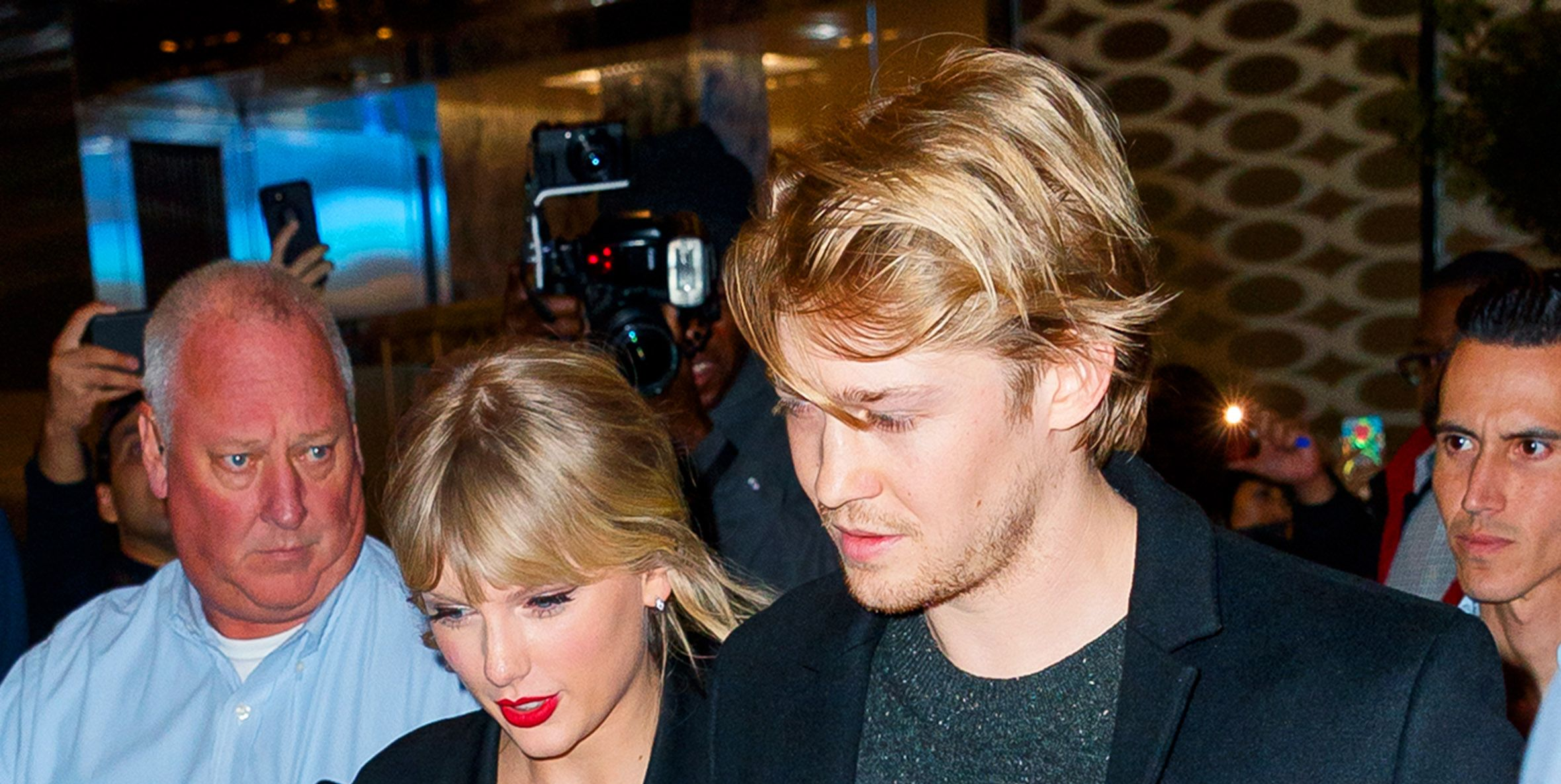 Are Taylor Swift S The Lakes Lyrics About Joe Alwyn News Akmi