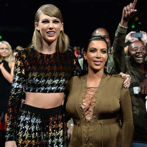 Taylor Swift Fans React Kim Kardashian Editing Famous Call Video