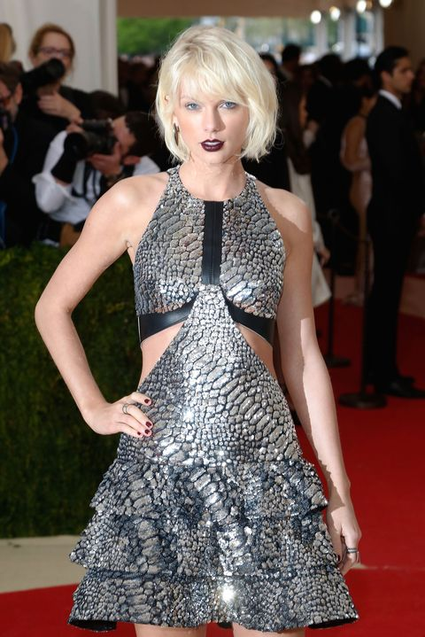 taylor swift at the 2016 met gala