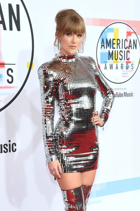 2018 MTV VMAs: Which Stylish Celebrity Slayed the Red ...